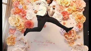 Красивая свадьба. Ведущий на свадьбу в Москве Олег Колосов