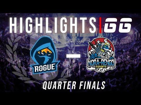 Rogue vs NORA-Rengo | R6 Pro League S7 Highlights