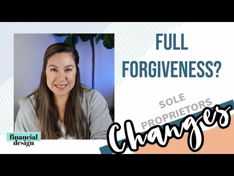 ep-25-ppp-flexibility-act-is-now-law -changes-sole-proprietor-should-know-to-obtain-full-forgiveness