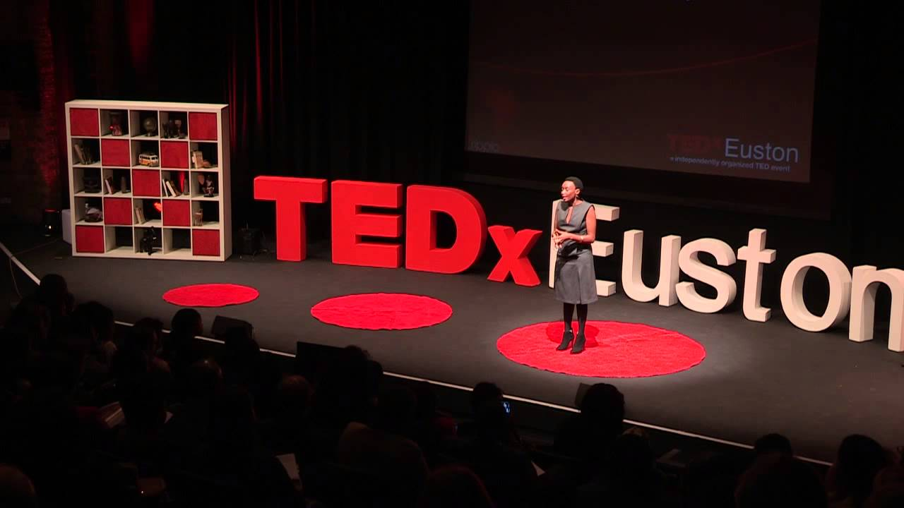 No more labels: Wanuri Kahiu at TEDxEuston
