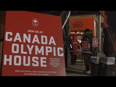 PyeongChang 2018 LIVE - OPEN HOUSE (CANADA OLYMPIC HOUSE)