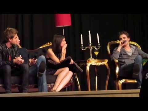"Paul: ""I tell Torrey everything. I love you Torrey."" - Bloodlines Con Brazil"