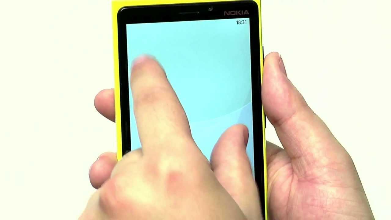 Обзор смартфона Nokia Lumia 920