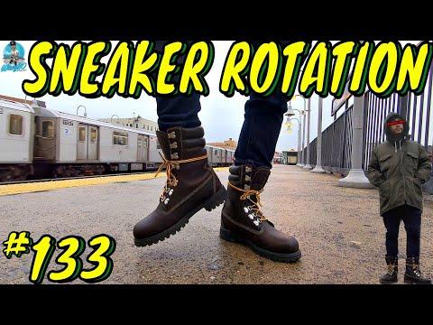 "SNEAKER ROTATION #133 | TIMBERLAND 40 BELOW ""SUPER BOOT"""