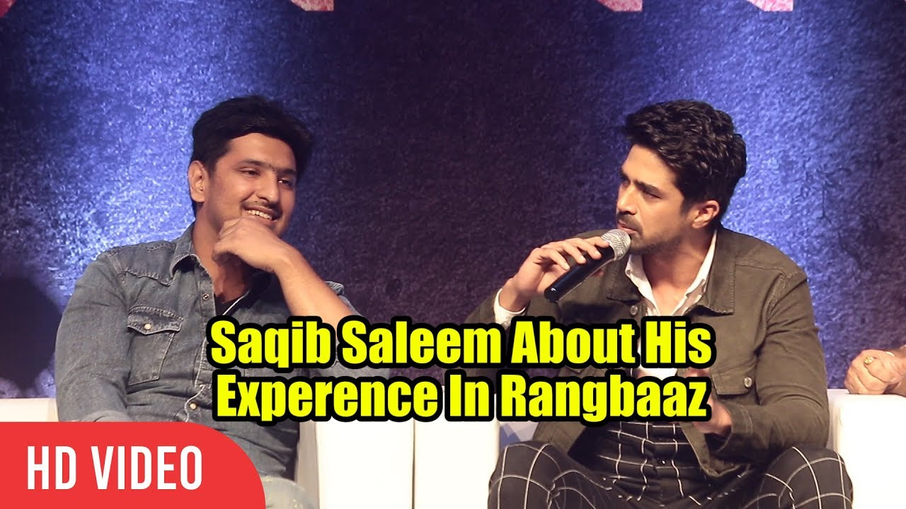 Download Saqib Saleem About His Role In Rangbaaz Web Series | ZEE5