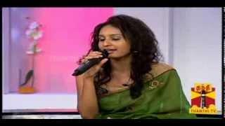 NATPUDAN APSARA - Singer Velumurgan, Priya Himesh, Vinaita Seg-3 Thanthi TV 30.11.2013