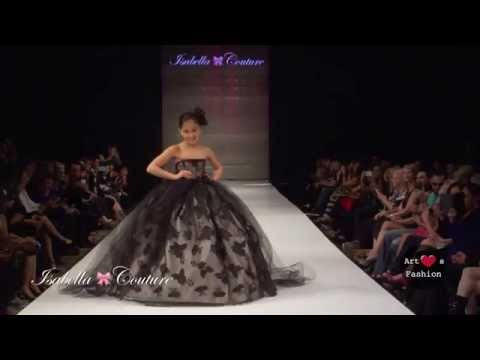 Isabella Couture by Liliya Dilanyan @ Art Hearts Fashion LA Fashion Week FW15
