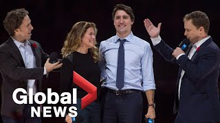 Trudeau under fire over WE Charity contract after revelation family members were paid speaking fees