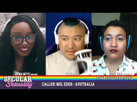 Purity Culture And Sexual Assault | Mel Eder-(AU) | Secular Sexuality 08.07