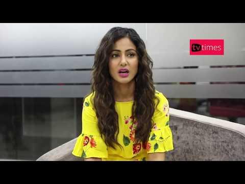 Hina Khan: Karan Patel is a sweetheart and a fabulous actor