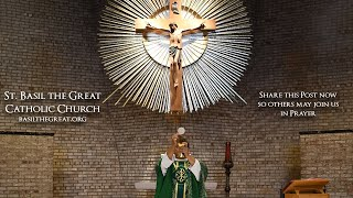 12th Sunday in Ordinary Time 2021 - Livestream