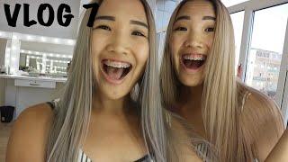 НЕДЕЛЯ КАГИРИС: Близнецы перекрасили волосы!