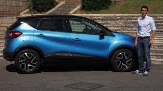 Renault Captur 1.5 Dci - Prova Su Strada Test Drive
