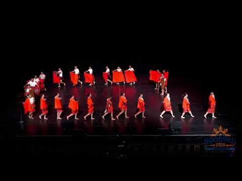 Texas State FSA Cultural Dance (Mananok) // Goodphil 2018