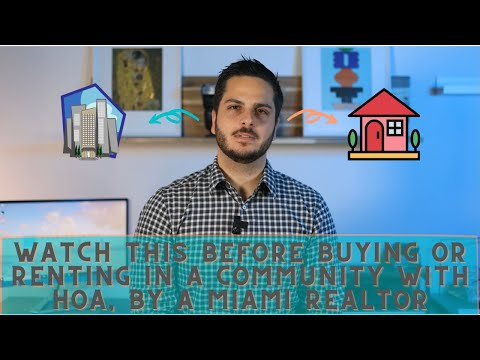 🏡 Watch This Video Before Buying Or Renting In A Comunity With Homeowners Association. 🌇