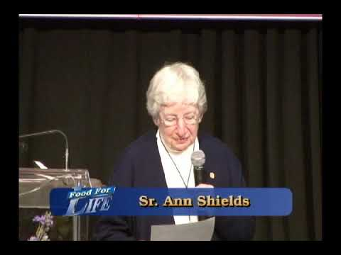 """Faith, Hope and Love"" with guest Sr. Ann Shields -Part 2."