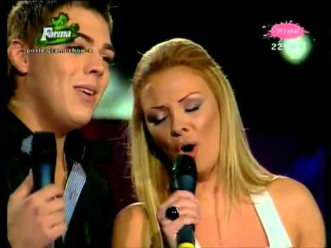 Slobodan Vasic i Biljana Secivanovic - Kad zamirisu jorgovani - Grand Show - 2010 RTV Pink