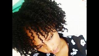 define your curls   dfinir ses boucles   twist out tutorial   natural hair