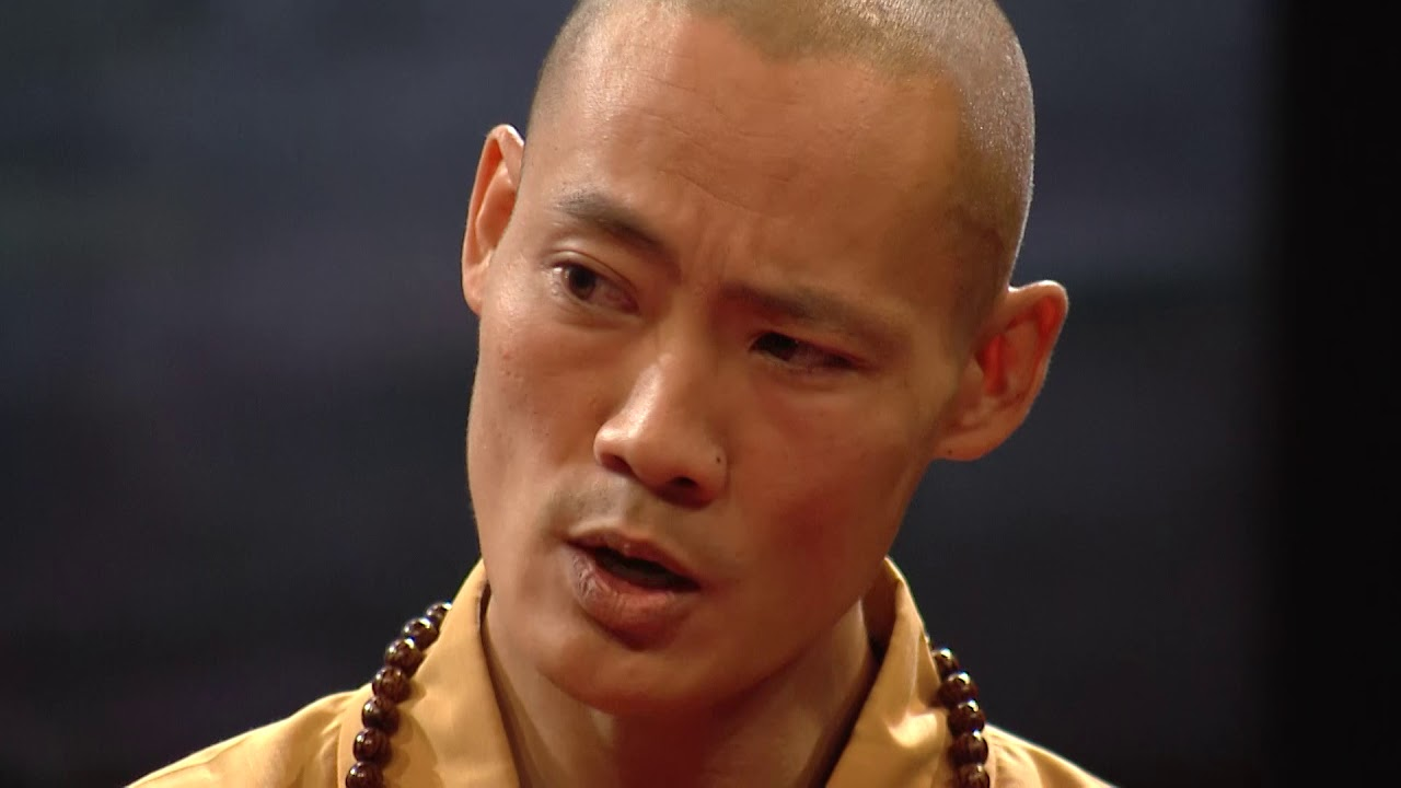 Master Shi Heng Yi – 5 hindrances to self-mastery