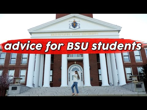 Advice For Bridgewater State University Incoming Freshman!