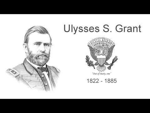 What are some interesting facts about Ulysses S. Grant?