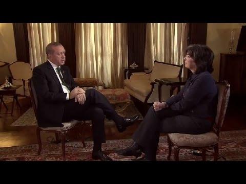 Erdogan: 'We shouldn't confuse criticism with i...