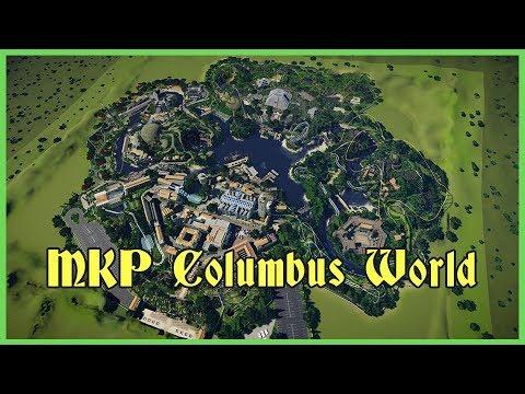 MKP Columbus World! Park Spotlight 112 #PlanetCoaster