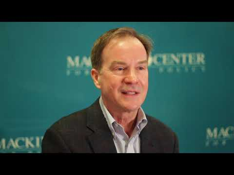Michigan Governor 2018: Mackinac Center Interview Bill Schuette