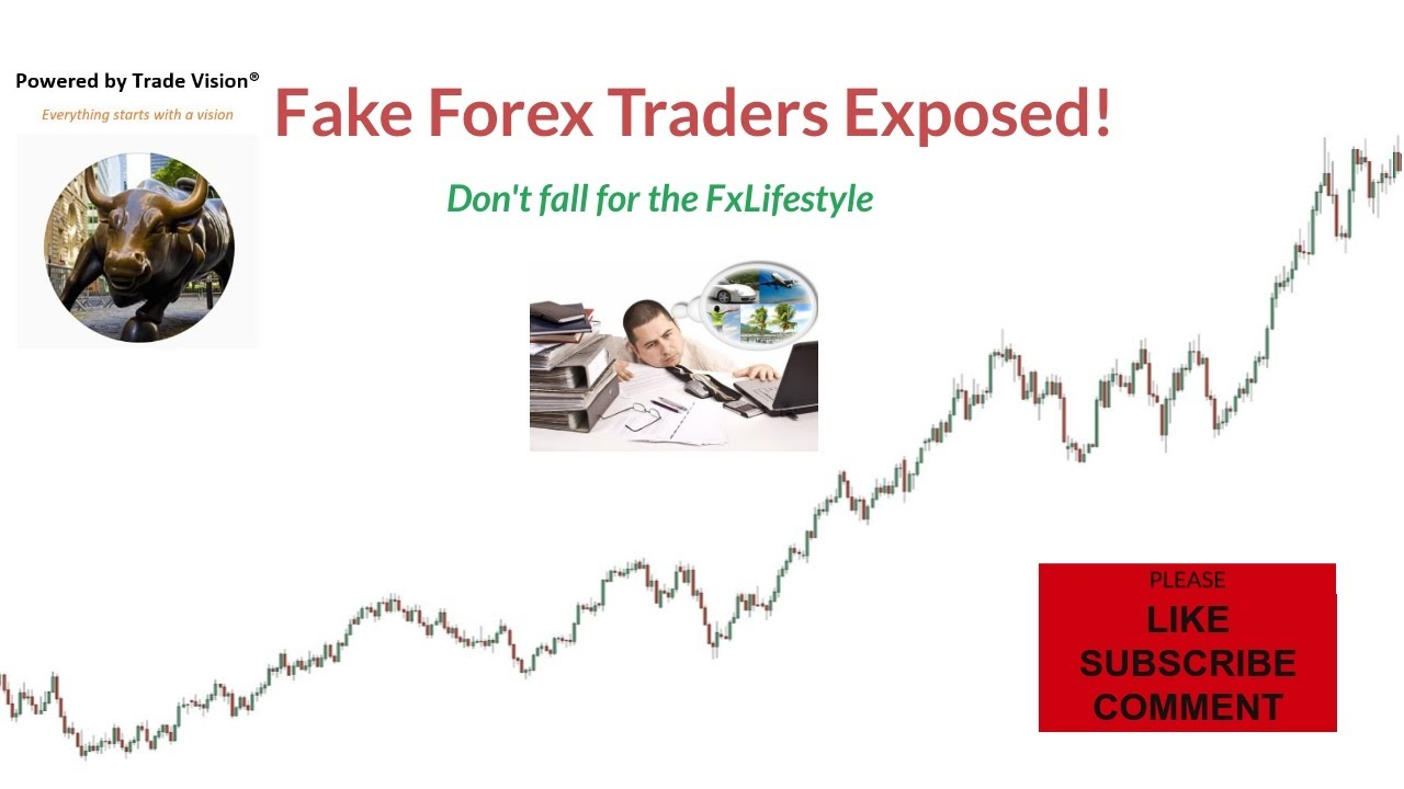 Fake forex trading account