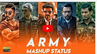 🇮🇳 🛡️ Indian Army Whatsapp Status video Tamil   🔥 Military whatsapp status video tamil