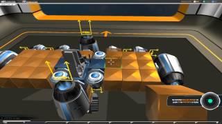 Robocraft, как сделать высоко летающего робота
