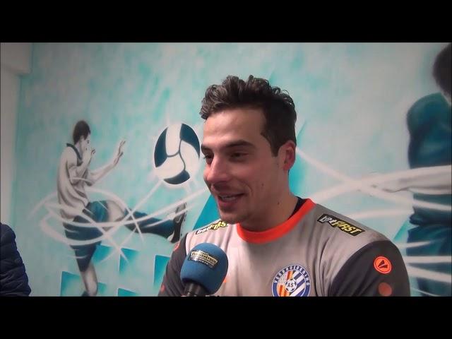 ASV Geel - Thes Sport interview keeper Jesse Bertrams