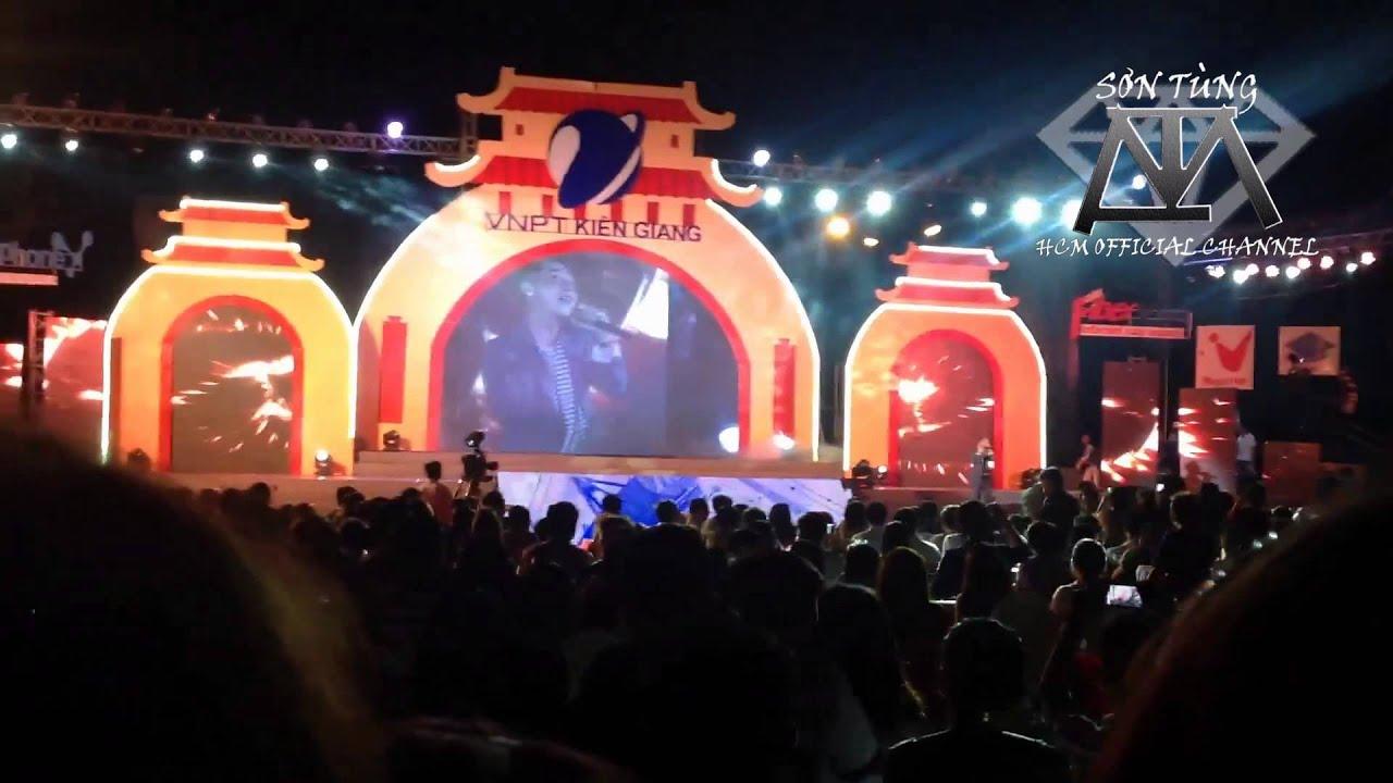 [Full Show_Fan Cam] VNPT Rạch Giá Sơn Tùng MTP