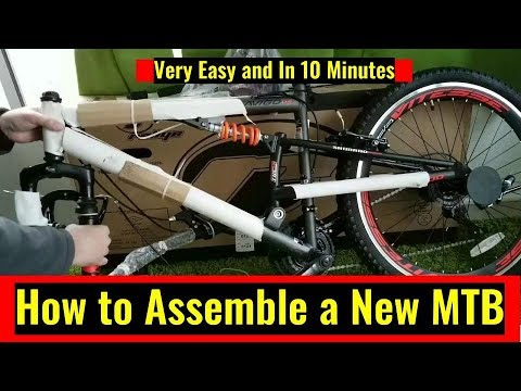 How To Assemble A New Bike | Unboxing Firefox Soulfly | MTB