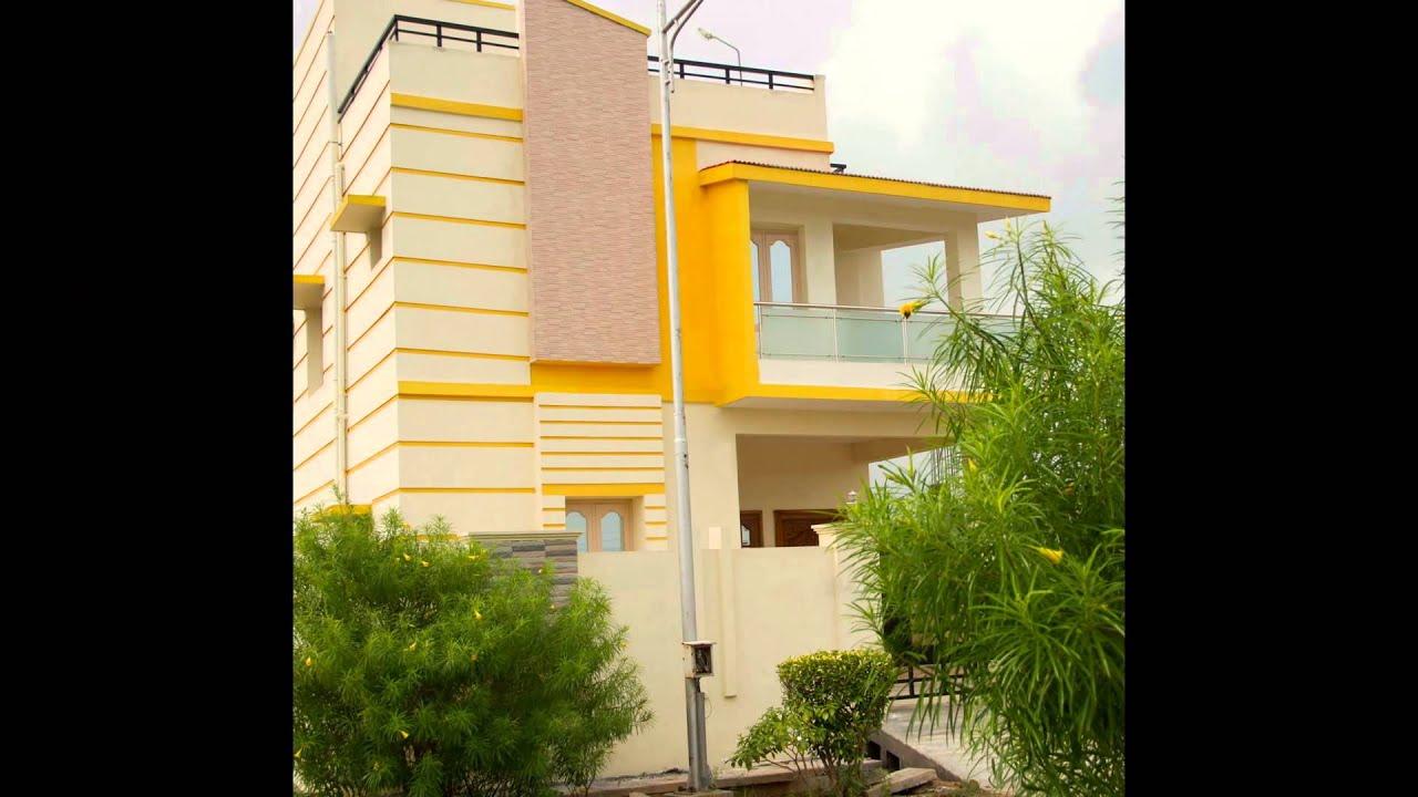 bhavani residency: independent and duplex houses @ sri aditya