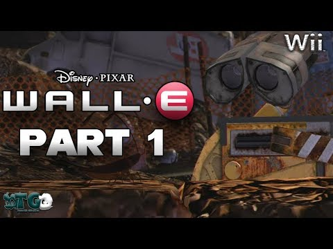 Disney/Pixar's WALL-E (Wii) Part 1