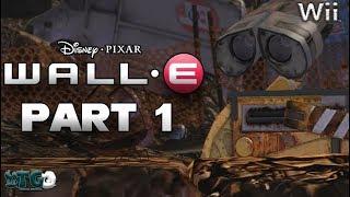 Disney/Pixar's WALL-E (Wii) Part 1