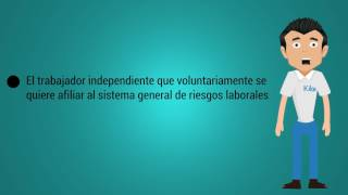 Video 5 Pasos Para Afiliarse ARL Trabajador Independiente