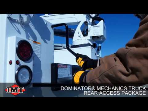 IMT Dominator® Rear Access Package