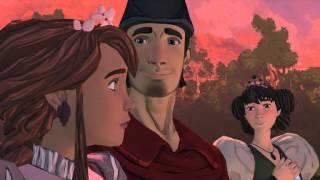 King's Quest Chapter 3: Once Upon a Climb - Ending - Choose Neese - 12