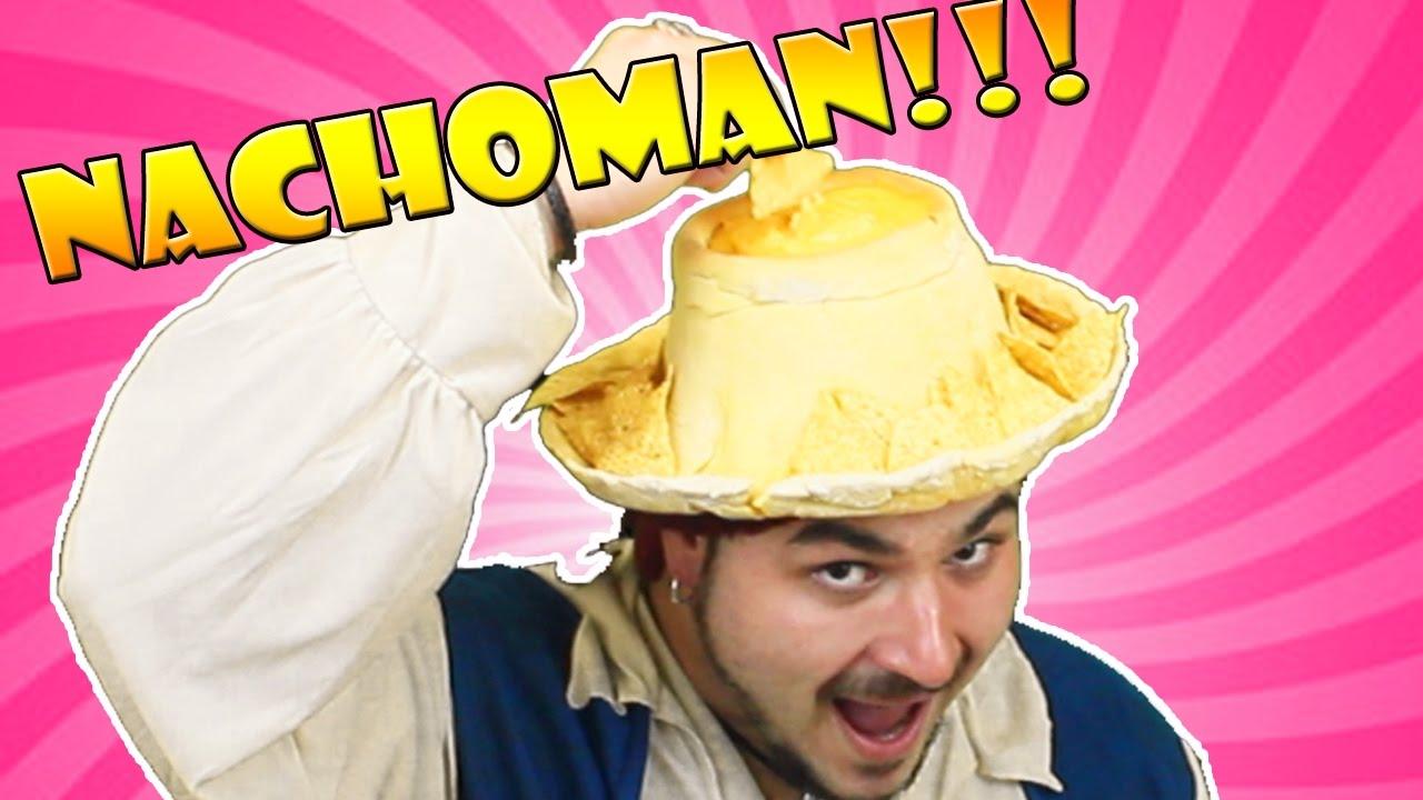 Sombrero de Nachos de Los Simpsons - YouTube 14180f03955