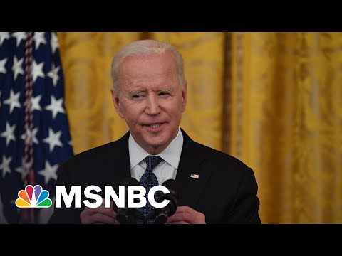 Biden Signs The Covid-19 Hate Crimes Act Into Law