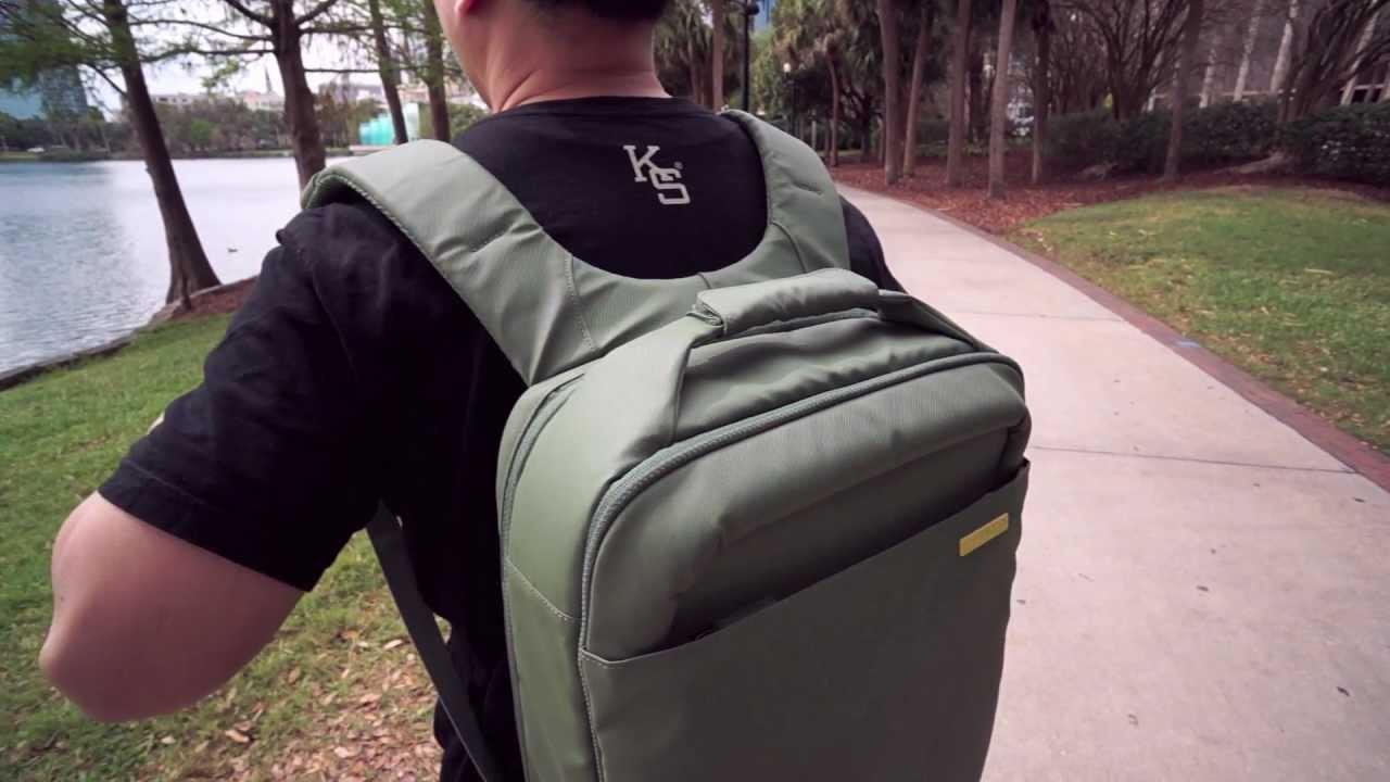 84f787bed9 Spigen SGP Coated Backpack Review (Fits 15