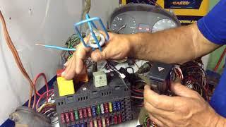 Mendonça -  G3 GOL PARATI E SAVEIRO setas parou de funcionar, como descobrir o problema.
