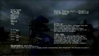 Steel Battalion Line of Contact HD 720p