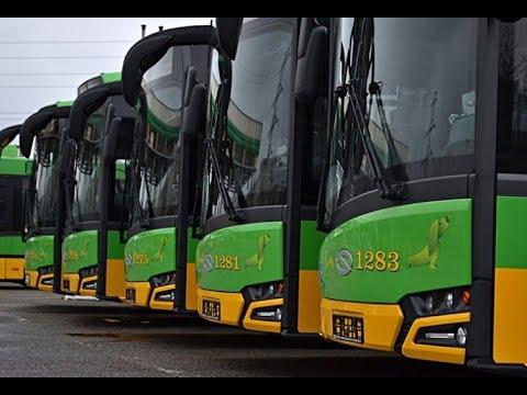 Работа водителем автобуса вПольше ч1