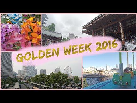 GOLDEN WEEK 2016: Shopping, Kirin beer factory & School trip - Japan Exchange Vlog