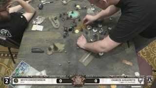 Iron Gauntlet Qualifier Final: Templecon 2014 - Privateer Press