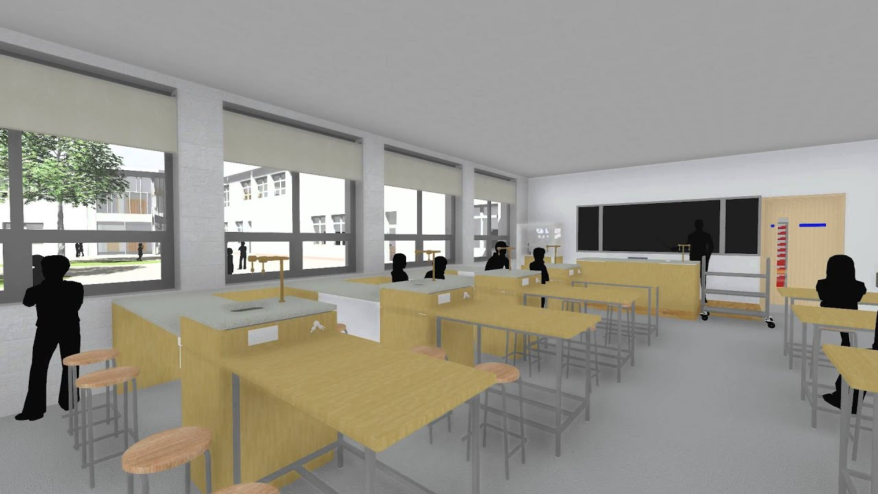Good 3D Model Tour Of Our New School Interior   St. Maryu0027s College Dundalk (the  Marist)