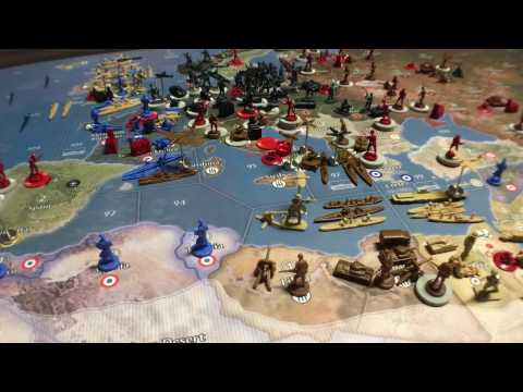 Axis & Allies Global 1940/Italy Strategy